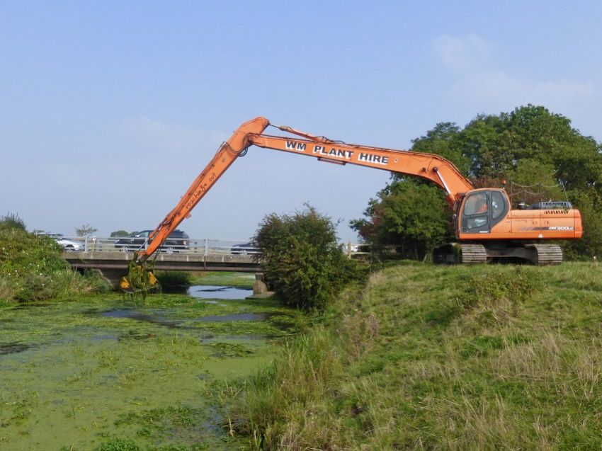 Somerset Levels Watercourse Maintenance