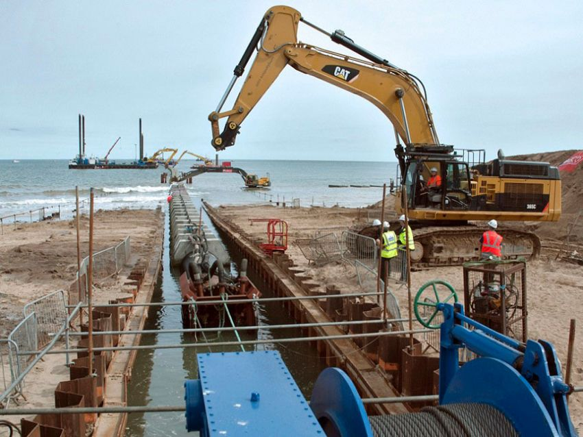 Bridlington Sea Outfall